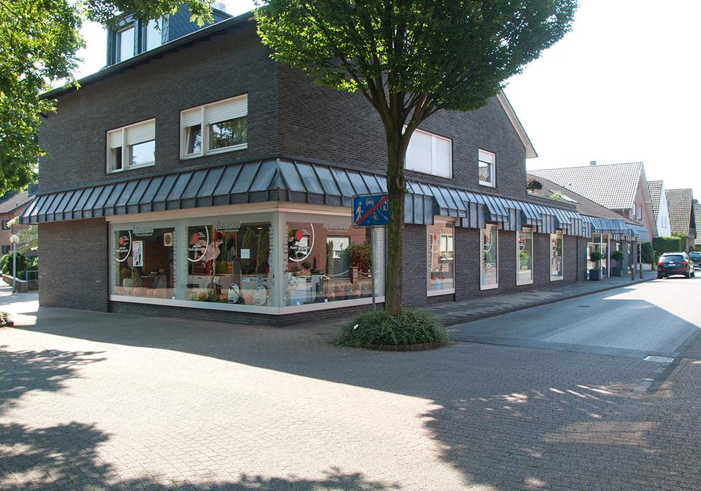 Unser Standort in der Jerichostr. 51 in Bocholt
